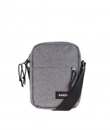 Sivá menšia crossbody taška Eastpak The one