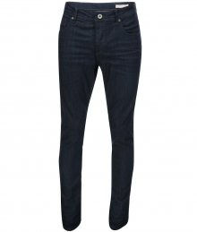 Tmavomodré skinny rifle Selected Homme One Fabios