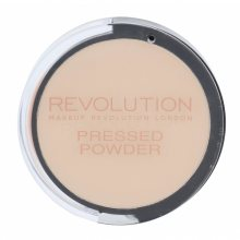 Makeup Revolution London Pressed Powder 7,5 g kompaktný púder pre ženy Translucent