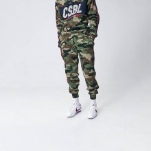Cayler & Sons Black Label WCWW Sweatpants woodland camo / navy - S