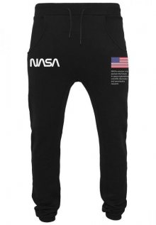 Mr. Tee NASA Sweatpants black - XXL