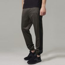 Urban Classics Track Pants darkolive/black - L