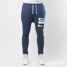 Mass Denim Trace Joggers Sweatpants navy - 2XL