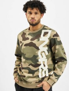 Dangerous DNGRS / Jumper Classic in camouflage - S